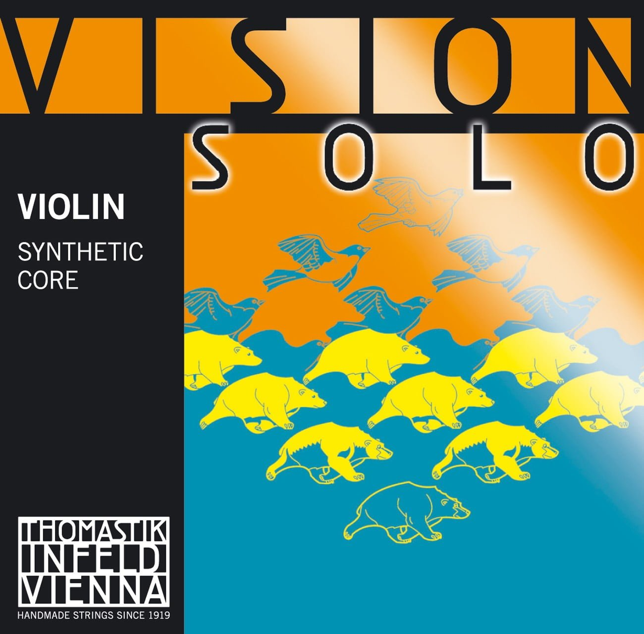 Vision Solo Violin Strings