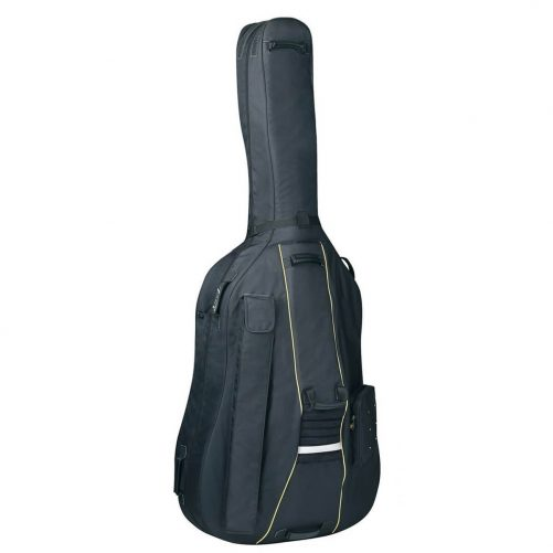 Gewa Pure BS 25 Double Bass Bag Front