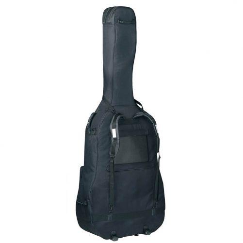 Gewa Pure BS 25 Double Bass Bag Rear