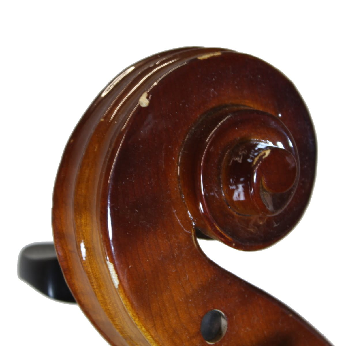 Used 1/2 Size Antoni Cello Scroll