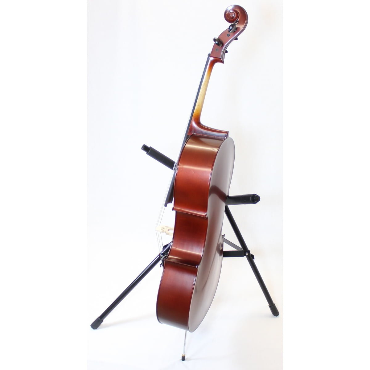 4/4 Size Used Primavera 100 Cello Side View