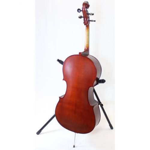 4/4 Size Used Primavera 100 Cello Back View