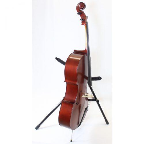 4/4 Size Used Primavera 100 Cello Side View