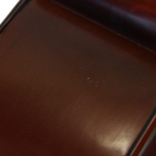 4/4 Size Used Primavera 100 Cello View of Crack in Shoulder