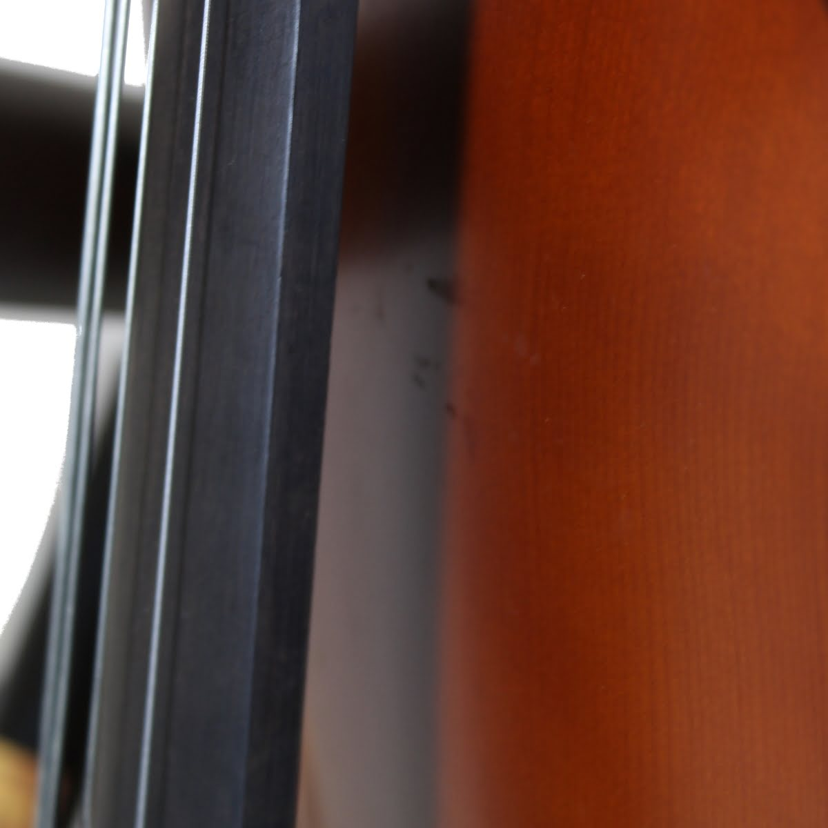 Used and Needing Repair Primavera 100 1/8 Size Cello Marks on Front