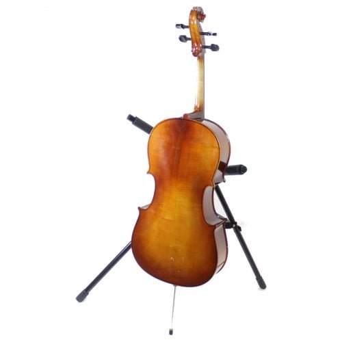 Used 1/2 Size Antoni Cello Back View