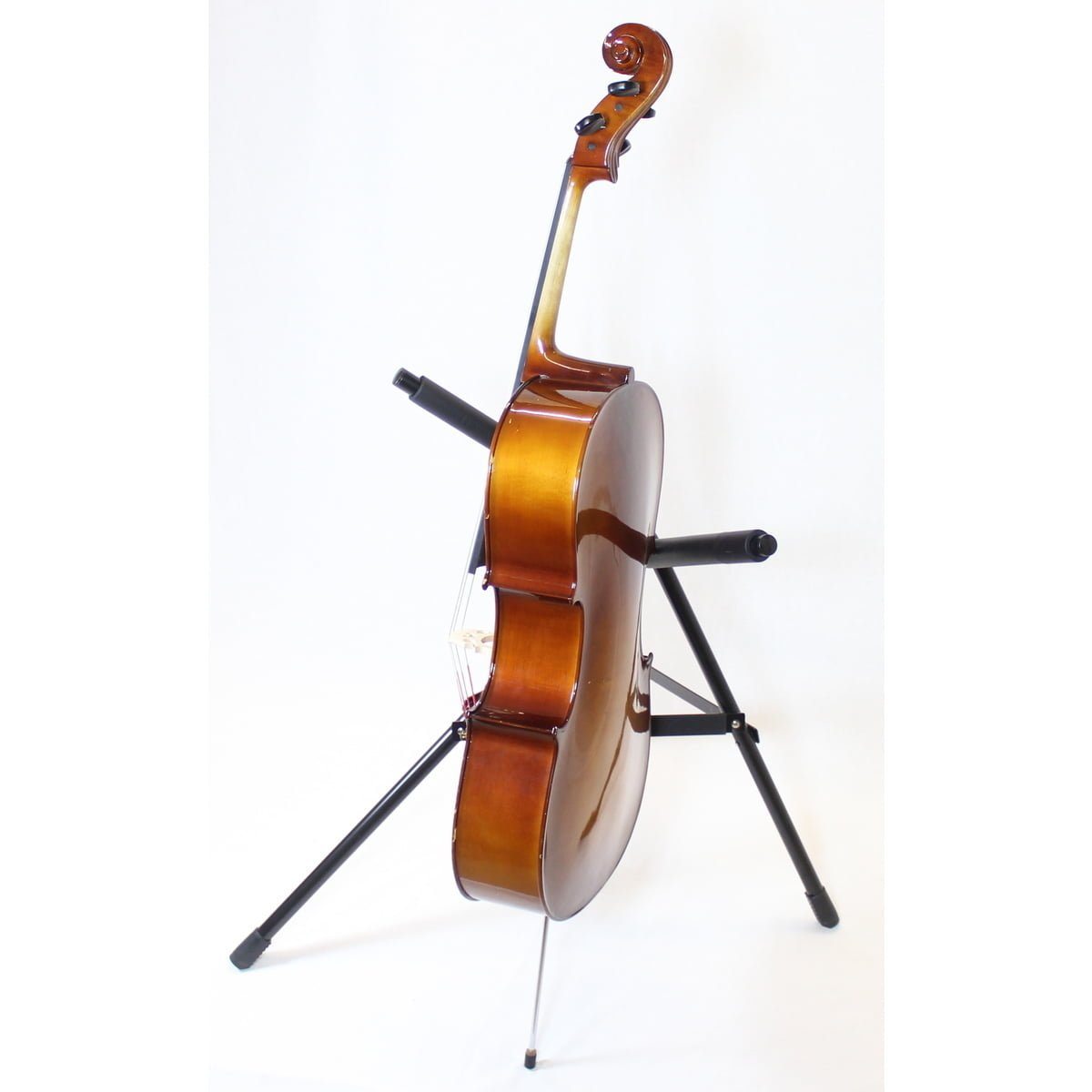 Used 1/2 Size Antoni Cello Side View 1
