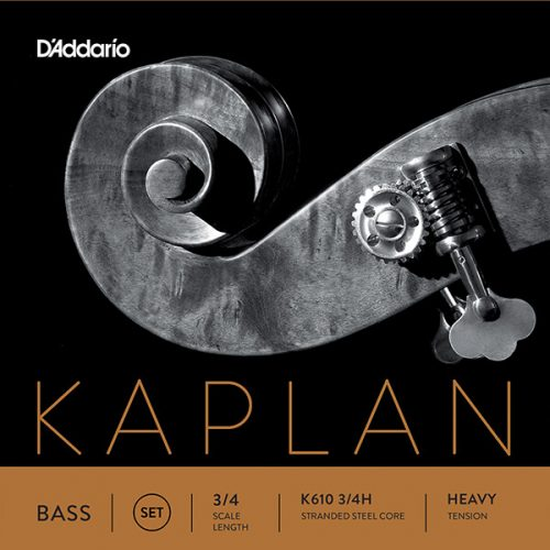 D'Addario Kaplan double bass strings