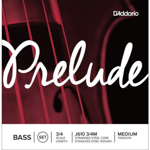 DAddario Prelude Double Bass Strings