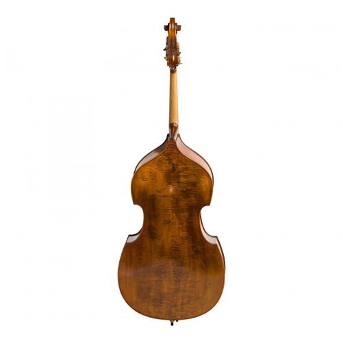 Eastman VB105 Double Bass Back View