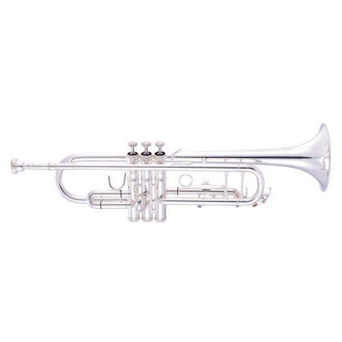 John Packer JP151 Trumpet Silver Plate