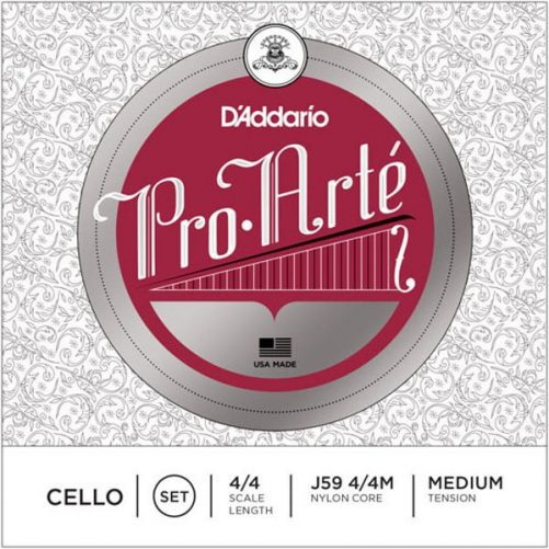 D'Addario Pro Arte Cello Strings