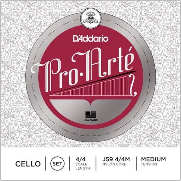 D'Addario Pro-Arte Cello Strings