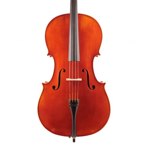 Jay Haide Superior Cello front view