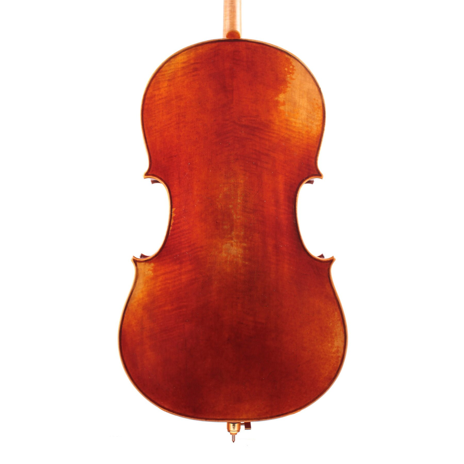Back view of Jay Haide à l'ancienne Antiqued Cello