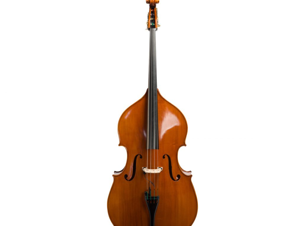Eastman VB200 Double Bass Review by Geoff Chalmers