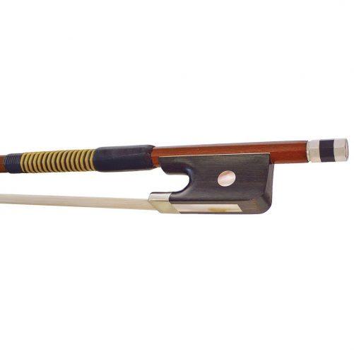 Hidersine Bow Cello 1/2 size Brazilwood Octagonal Student
