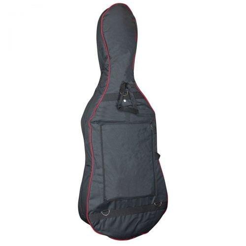 Hidersine cello gig bag rear