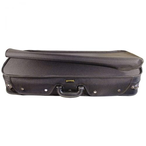 Hidersine Case Violin Viola Double with Wooden Arched Top dvv100 Exterior