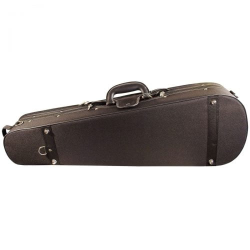 Hidersine Case Violin Super Light Shaped vc104 exterior