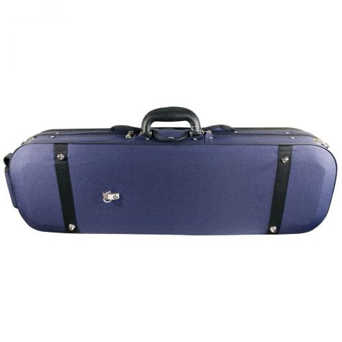 Hidersine Case Violin Super Light Oblong vc107 exterior