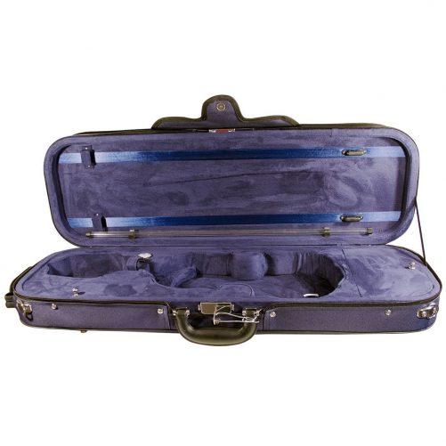 Hidersine Case Violin Super Light Oblong VC107