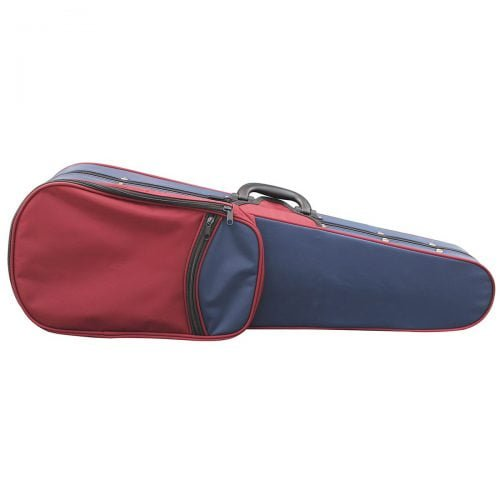 Hidersine Case Violin Shaped Case 4/4 vc10a