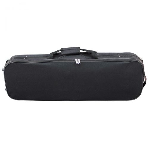 Hidersine Case Violin 4/4 Light Oblong VC206 Exterior