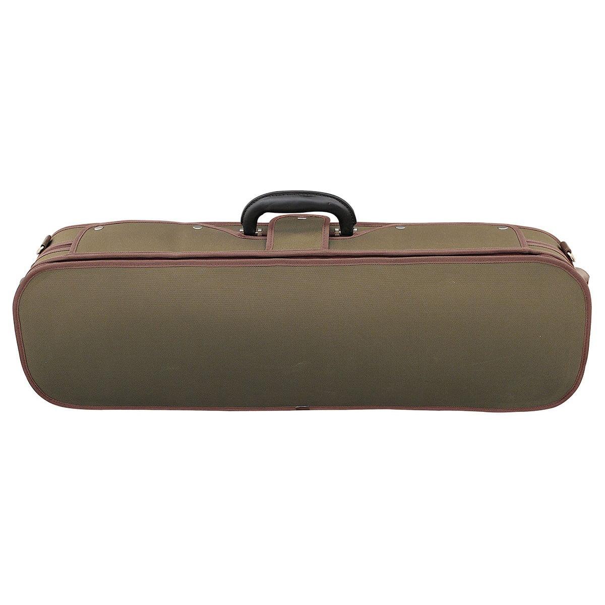 Hidersine Case Violin 4/4 Light Oblong VC802 Exterior
