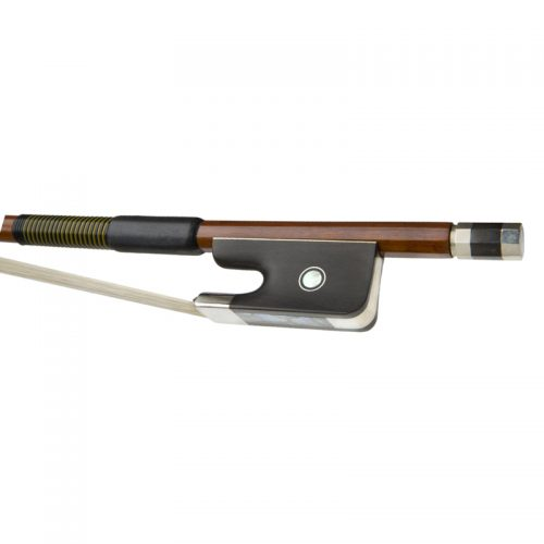 Double bass bow, brazilwood