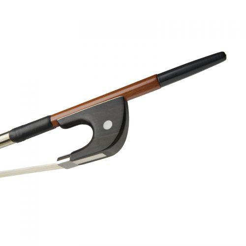 Double Bass Bow, Brazilwood German Pattern
