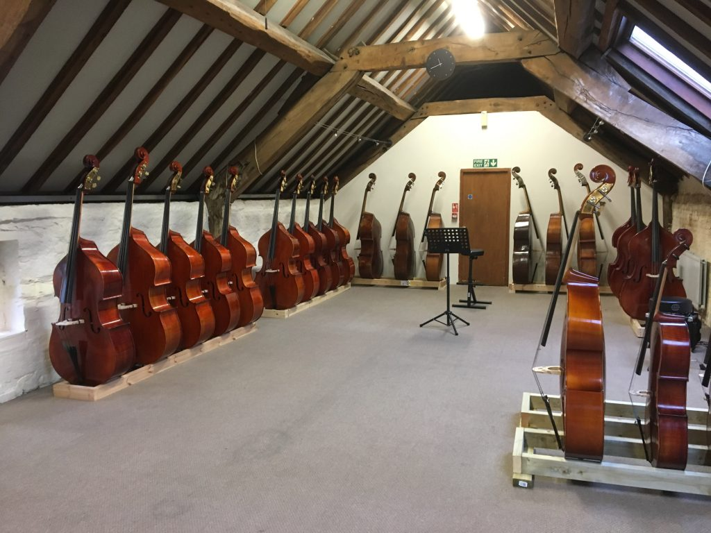 Our Double Bass Room