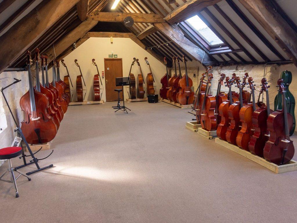 Double Bass Shop