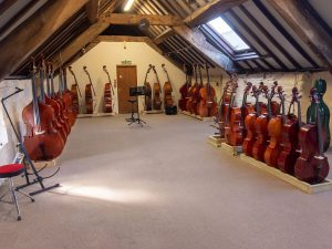 Double Bass Shop