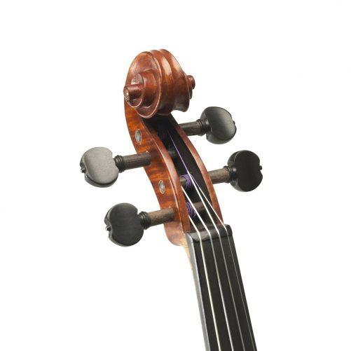 Jay Haide 101 Violin Pegbox