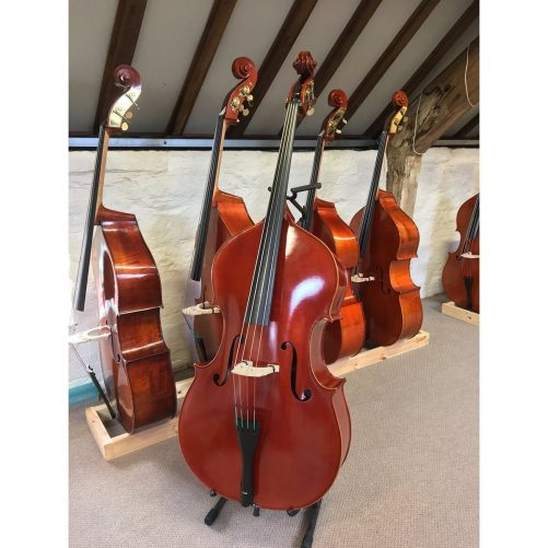 Jay Haide Double Bass Front