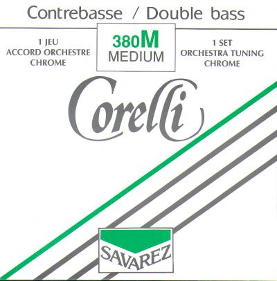 Corelli 380M Double Bass Set