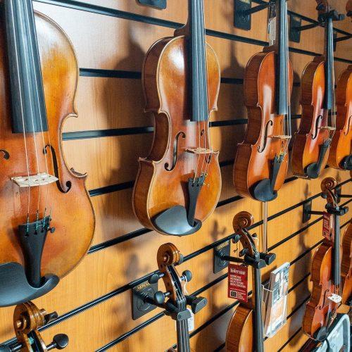 Violin Shop - Buy Violins, Cases, Bows and Accessories