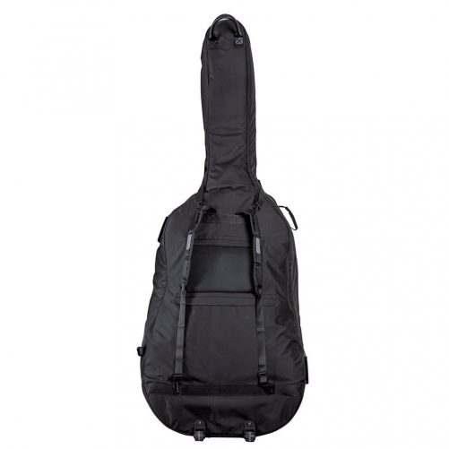 Gewa double bass gig bag Prestige Rolly back