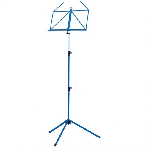 K&M Music Stand - Blue 10010BL