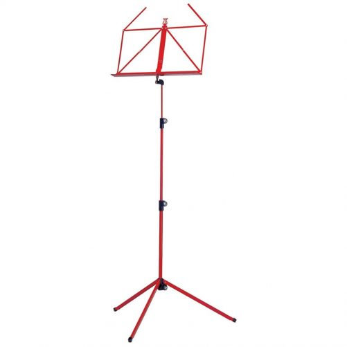 K&M Music Stand - Red 10010RD