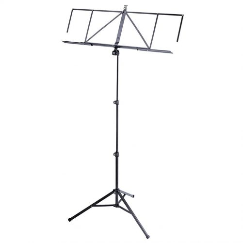 "K&M ""Robby Plus"" Music Stand Black 10062"