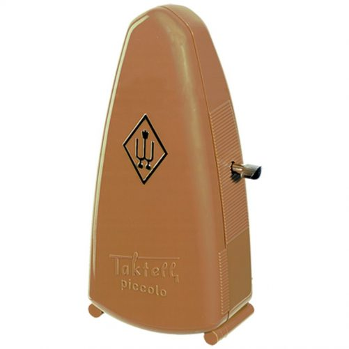 Wittner Metronome. Taktell Piccolo. Light Brown 1628BR