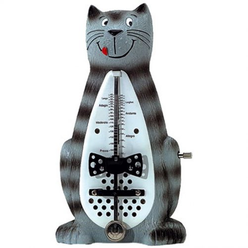 Wittner Metronome Cat Design 2202