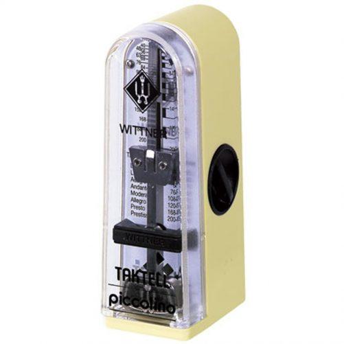 Wittner Metronome. Taktell Piccolino. Ivory White 2210W