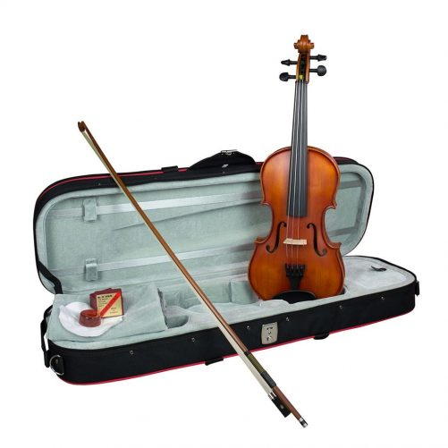 Hidersine Violin Vivente Academy 4/4 Finetune Outfit. W3180A