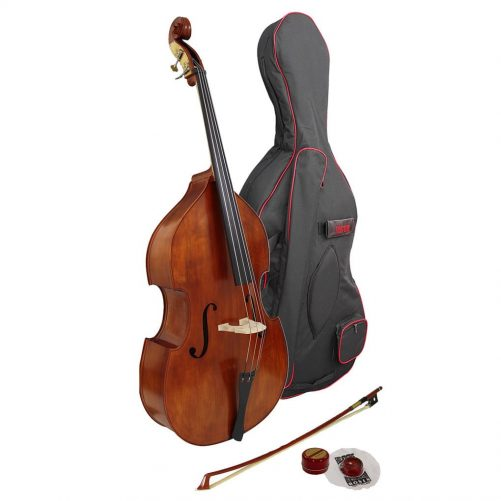 Hidersine Vivente 3/4 Double Bass Outfit 3183BG