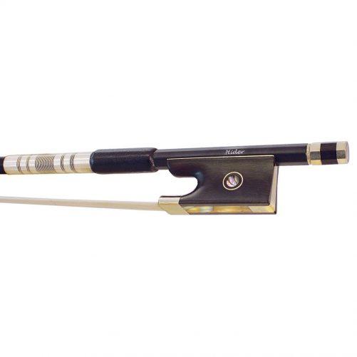 Hidersine Bow Violin 4/4 Carbon Fibre. Premier. 5053A