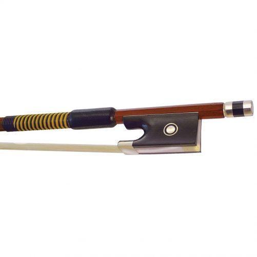 Hidersine Bow Violin 3/4 Brazilwood Octagonal 5062B