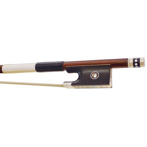 Hidersine Bow Violin 3/4 Fine Pernambuco Octagonal 5069B